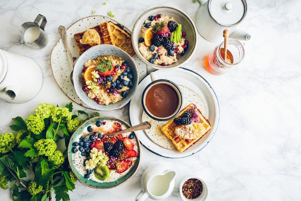 Сто са здравом храном