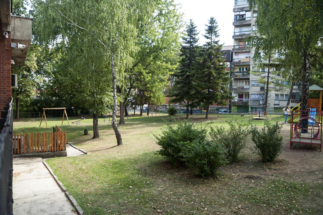 Dvorište u okviru Objekta Predškolske ustanove Sunce